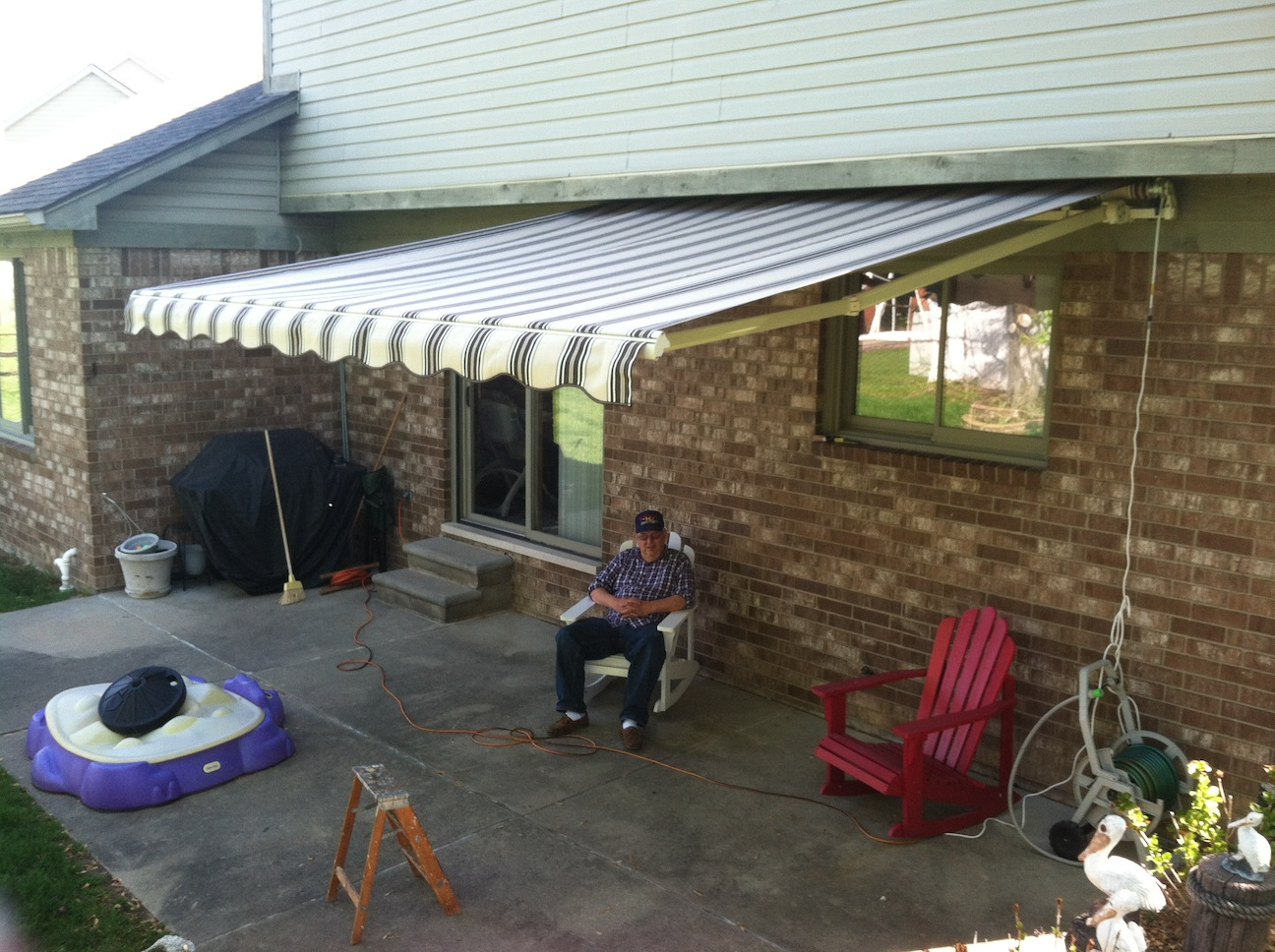 Sunsetter Retractable Awnings | Harrison Township ...